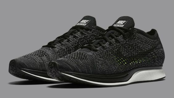Nike Flyknit Racer Black Knit by Night 526628-005   Sole Collector