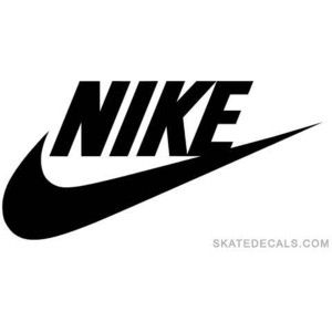 2 Nike Swoosh Stickers Decals : Skate Decals!, Get all of your cool…