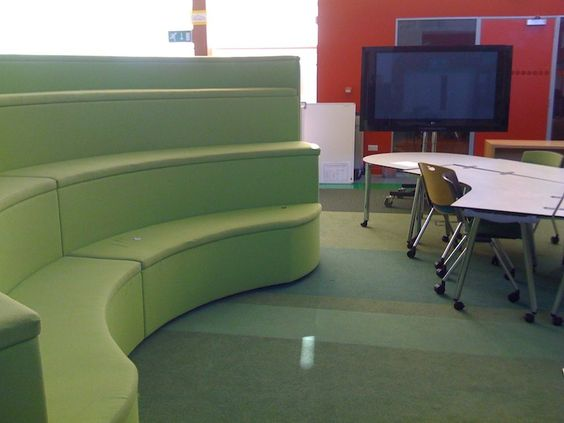 Innovative Classroom Seating ~ Classroom elementary schools and larger on pinterest