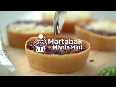 Fibercreme Tv Resep Martabak Manis Mini Youtube Cemilan Adonan Hobi
