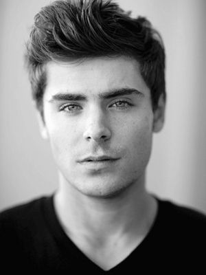 Zac Efron oh my god he will definitely be one of the few people I save on this planet once I take over.