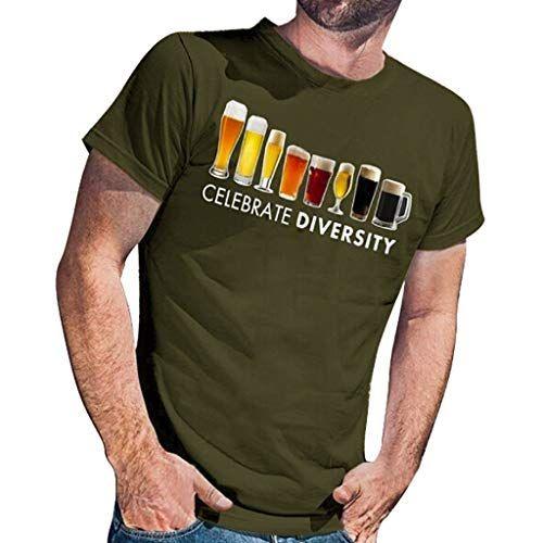 Homme T-Shirt Manches Courts éLéGant Mode