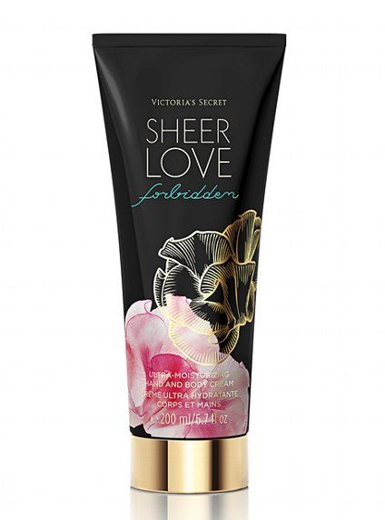 Sheer Love Forbidden Ultra-moisturizing Hand and Body Cream - VS Fantasies - Victoria's Secret