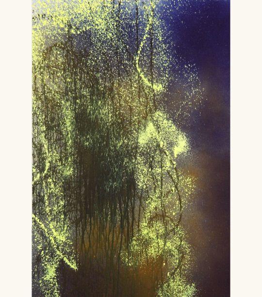 T1989-U40, 1989 - Hans Hartung (1904–1989):