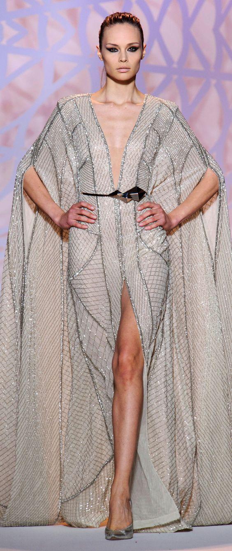 Zuhair Murad Haute Couture Fall 2014: