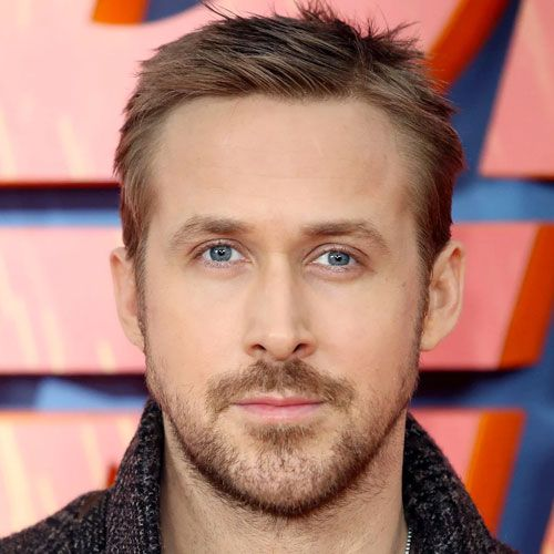 The Best Ryan Gosling Haircuts Hairstyles 2020 Update In 2020 Ryan Gosling Blade Runner Ryan Gosling Haircut Mens Haircuts Short