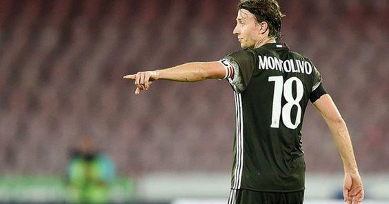 AC Milan: Montolivo: Vincenzo Montella Adalah Pelatih Modern -  http://www.football5star.com/liga-italia/ac-milan/ac-milan-montolivo-sanjung-pelatih-vincenzo-montella/85968/