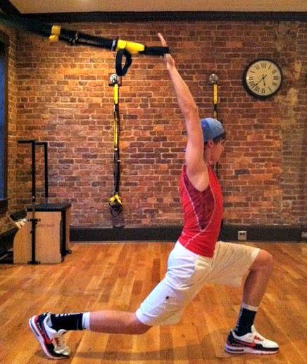 TRX, Suspension Training And Training On Pinterest