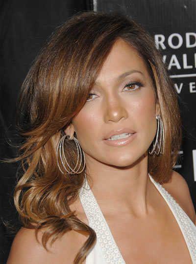 Excellent Highlights Jennifer Lopez And Jennifer O39Neill On Pinterest Hairstyle Inspiration Daily Dogsangcom