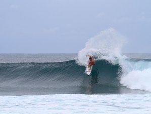 8 Days Fight, Surf and Yoga Retreat Bali