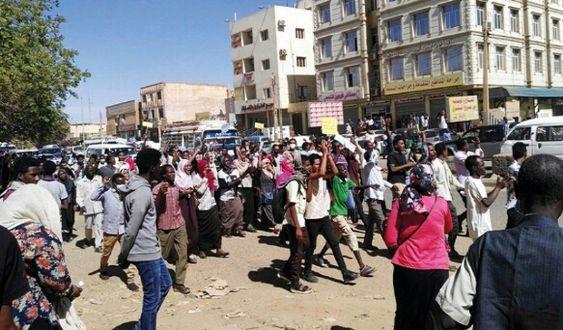 تقرير ميداني جديد عن الاوضاع المتوترة في السودان