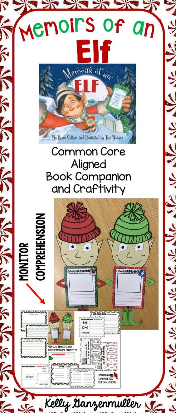 December Read-alouds for First and Second Grade