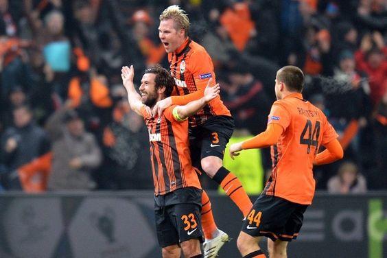 Darijo Srna celebra su gol