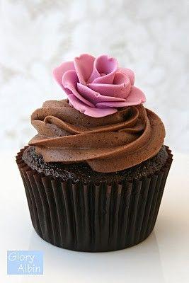 Chocolate cupcake recipe bake-bake-bake
