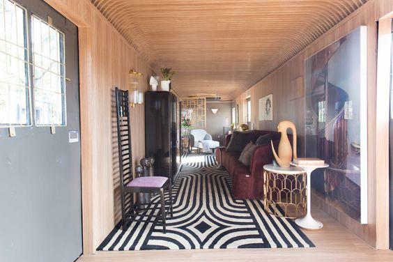 Tapete Nylon Deco Especial, ambiente de Leo Shehtman - Casa Cor 2016