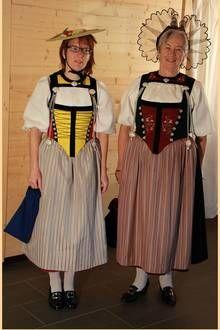Bernische Trachtenvereinigung - Association bernoise pour les costumes: Freudenbergertracht