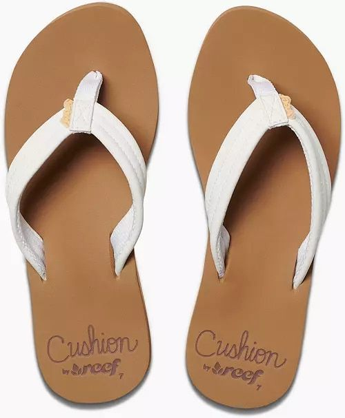 Reef Women S Cushion Breeze Flip Flops In 2020 Flip Flops Flop Women