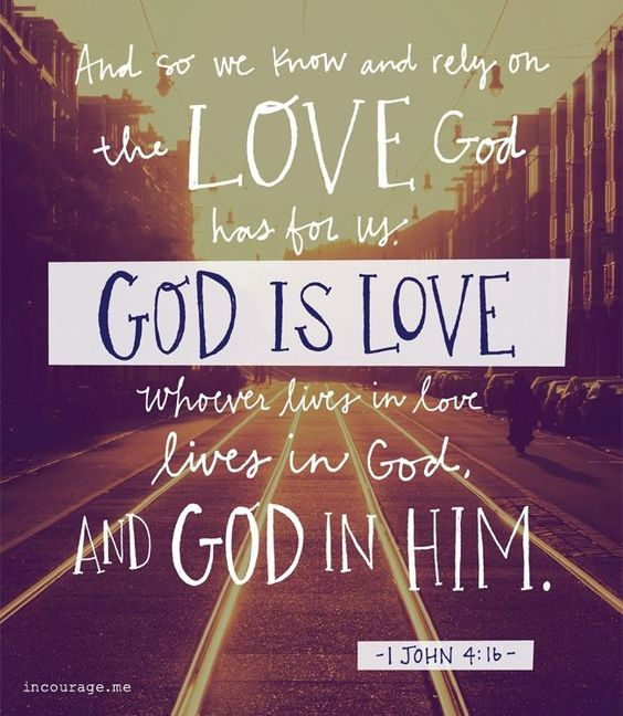 One Minute Reflection - December 26 #pinterest  God is love and he who abides in love abides in God and God in him.....1 Jn 4:16  REFLECTION - Love is the source of all godd things. It is an imprenable defense and the way that leads to heaven.........| Awestruck Catholic Social Network