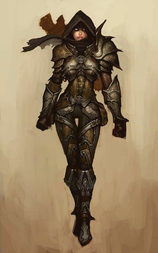 Demon Hunter - Diablo 3