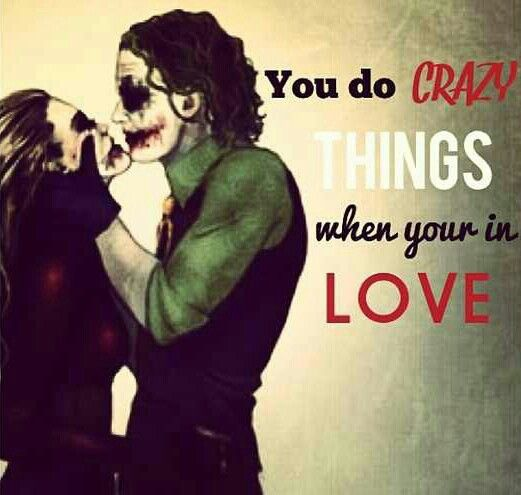 Joker Love Quotes : ... joker harley joker dark knight harley 3joker joker harley quinn quotes