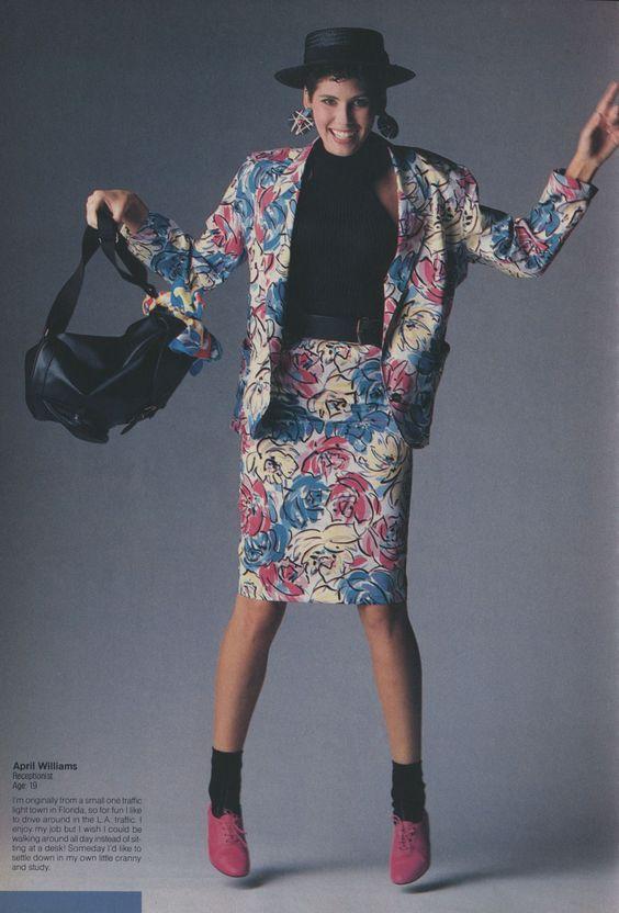 Esprit Ad   1980s Ads - Esprit, Benetton & Swatch ... - photo #21