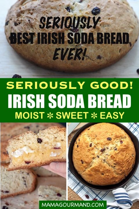 World S Best Irish Soda Bread Recipe Video Recipe Video In 2020 Irish Recipes Irish Soda Bread Soda Bread