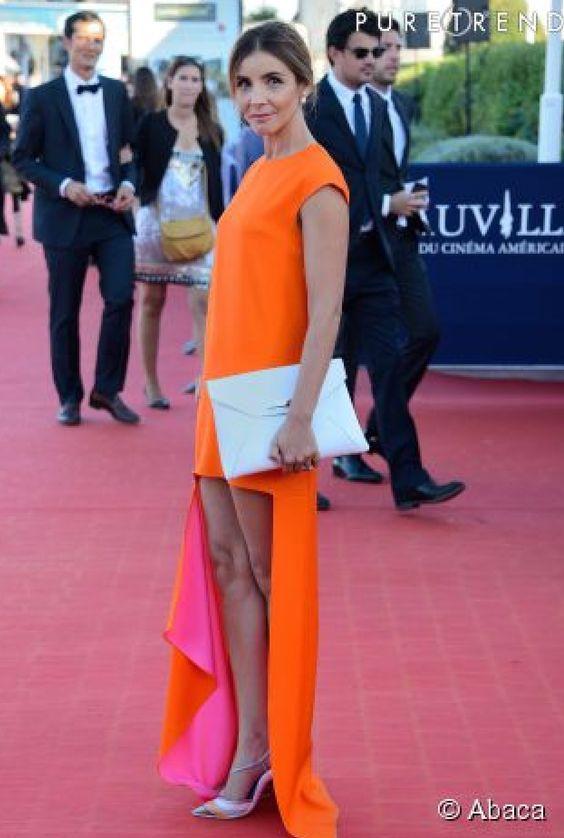 Clotilde Coureau en Dior en 2013