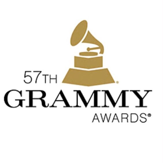 57th annual Grammy awards logo