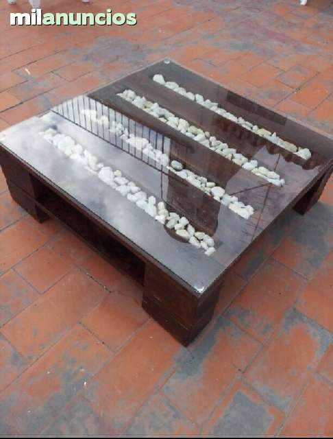 4x4 pallets and google on pinterest for Coffee tables 4x4