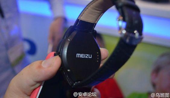Novedad: Primeras fotografías reales del nuevo smartwatch de Meizu