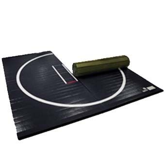 Home wrestling mat 10x10 ft inch products floors for 10x10 floor mat