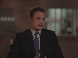 David Lyons on his character