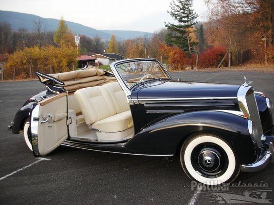 1952 Mercedes Benz W187