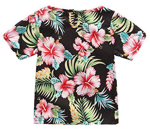 Skirt Set SANGTREE GIRL Hawaiian Shirt
