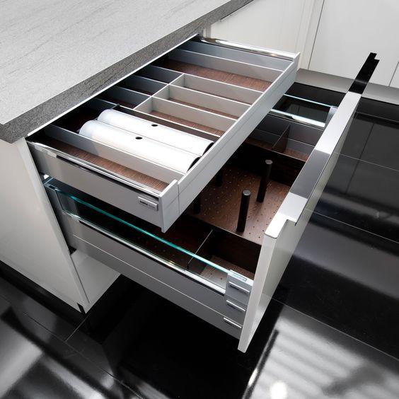 Nolte Küchen Glas Tec Plus Auszug #noltegroup Ich hab es mir - besteckeinsatz für nolte küchen