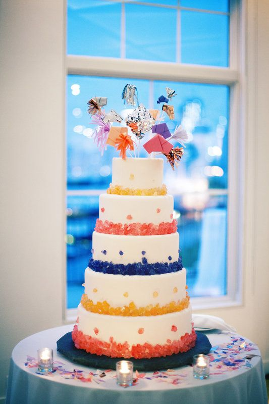 Fun Birthday Cakes Birthday Cakes And Rock Candy Cakes On Pinterest