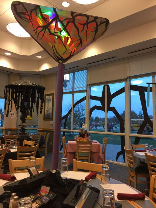 Halloween 2020 Restaurant Our Stranger Things inspired Halloween Luncheon! @LaBrigadeYork