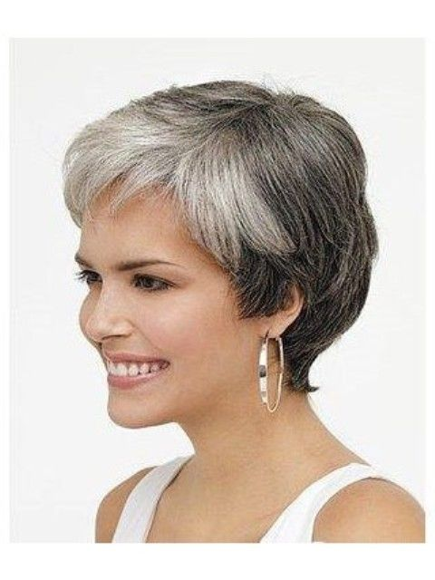 Remarkable Short Hairstyles With Bangs For Older Women Above 40 And 50 Hairstyles For Men Maxibearus
