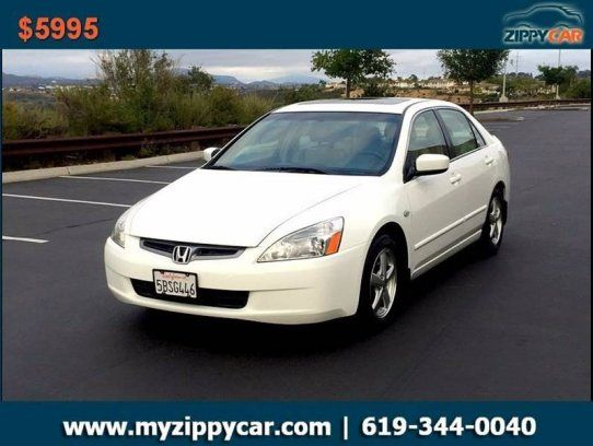 Sedan 2003 Honda Accord Ex Sedan With 4 Door In San Diego Ca
