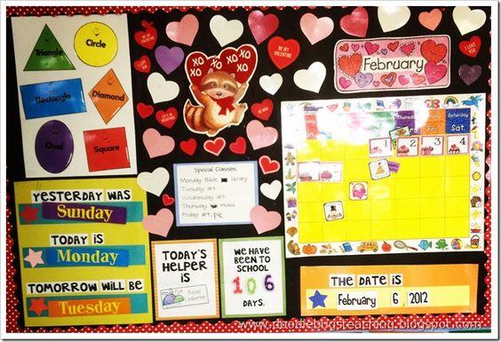 Calendar Math Ideas First Grade : Calendar math st grade bulletin boards pinterest