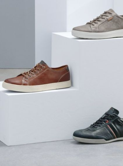 classy looking sneakers for weekend wear