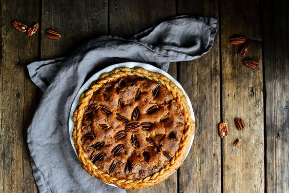 Pecan Pie — the farmer's daughter