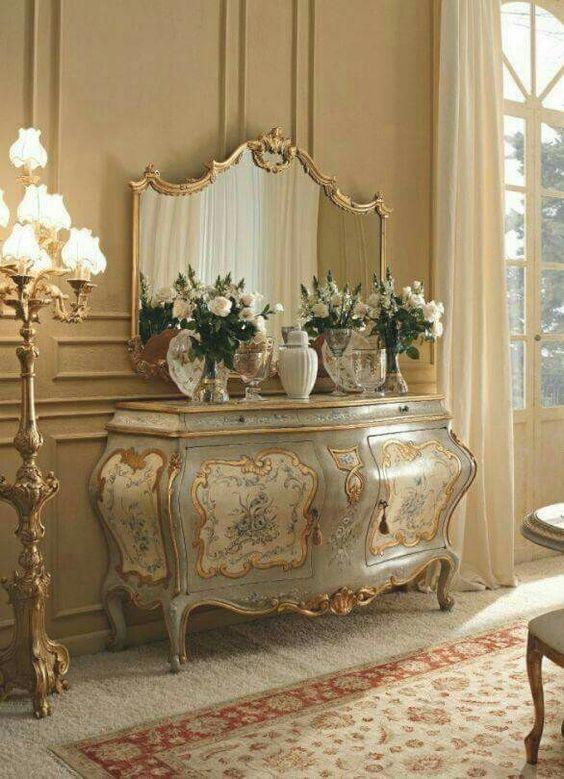 Inspirational Romantic Home Decor