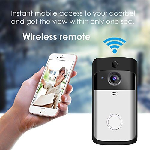 Check Out This Nice Device for Your Home - Video Doorbell