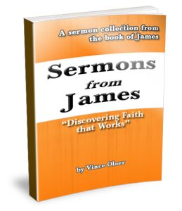 Sermons on James - Sermon collection from the book of James. This comes with PLR, and can be used for discipleship without any problem for copyright!
