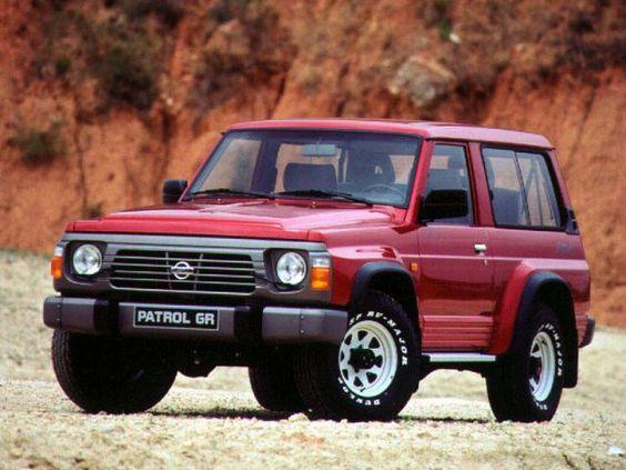 Nissan Patrol modèles et générations | AutoModels.net