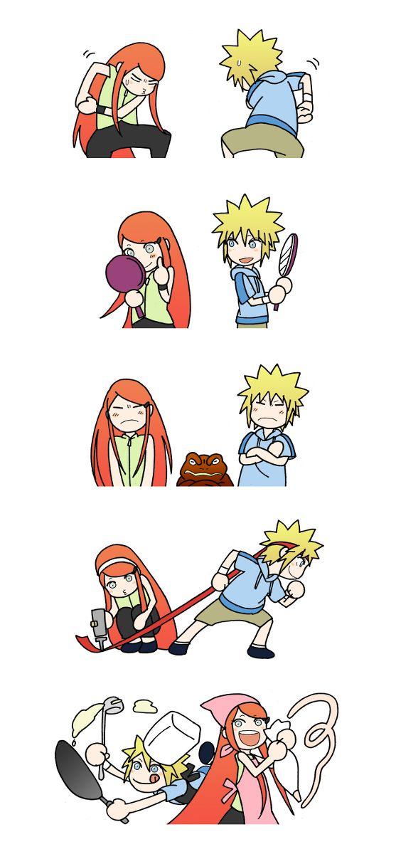 kakashi and naruto relationship