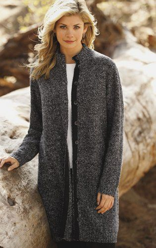 Coats Sweater coats and Jumpers on Pinterest