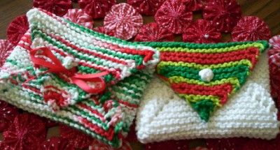 Knitted Dishcloth Pattern With Letters : Free Knitted Dishcloth Patterns CHRISTMAS HOME ...