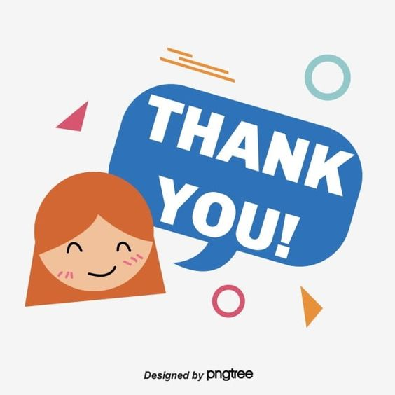 Cartoon Girls Smile Face Thank You Font Design Ppt Mapping Thank You Cartoon Png And Vector With Transparent Background For Free Download Girl Cartoon Thank You Font Fonts Design
